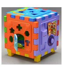 cubo did&aacutetico grande - 416