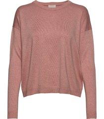 elne knit gebreide trui roze minus