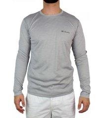camiseta masculina columbia zero rules - masculino