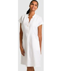 jurk alba moda wit