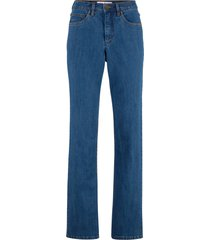 jeans elasticizzati comfort loose fit (blu) - john baner jeanswear