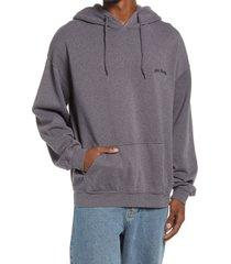 men's bdg urban outfitters men's skate hoodie, size large - purple