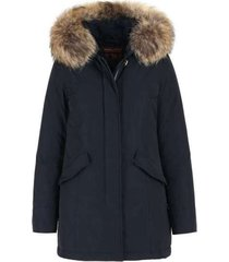 luxe arctic parka jacket