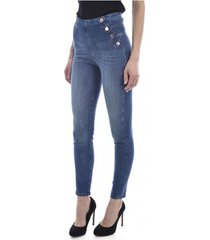 skinny jeans guess w02a13 d32j7 ultra curve high double