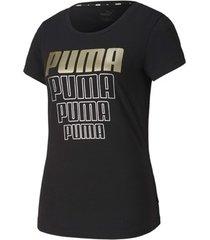 t-shirt korte mouw puma 581307