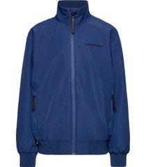 jrcoastalj outerwear jackets & coats windbreaker blauw peak performance