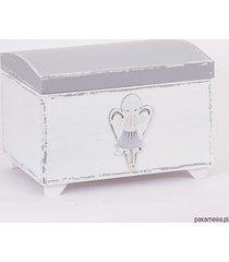 kufer z aniołem