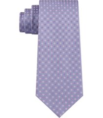 kenneth cole reaction men's coin dot tie
