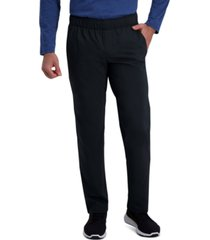 haggar men's active series classic-fit dress pants