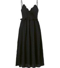 klänning slfjosa midi strap dress