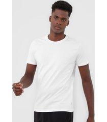 camiseta calvin klein jeans essential branca