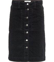 sc-bailey kort kjol svart soyaconcept