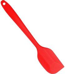 espã¡tula pã£o duro de silicone vermelha uny gift - vermelho - dafiti