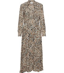 day influence maxi dress galajurk multi/patroon day birger et mikkelsen