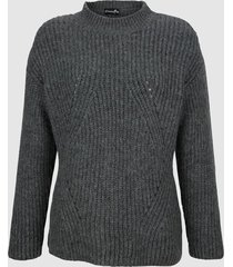 tröja dress in antracitgrå