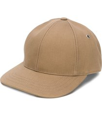 ami paris ami patch cap - neutrals