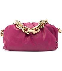chain pouch shoulder bag