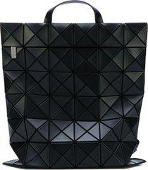 bao bao issey miyake flat pack backpack - black
