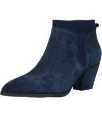 bella vita lottie block heel chelsea boots women's shoes