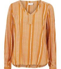 blus kabella amber blouse