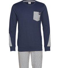 cr7 mens pyjamas pyjamas blå cr7