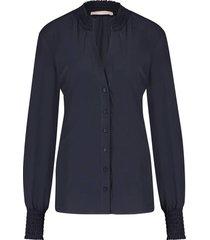 blouse fiene donkerblauw