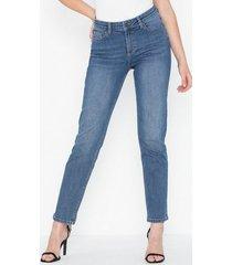 noisy may nmjenna nw straight jeans cs059mb n straight