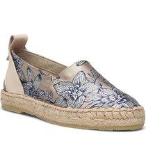stb-iris t sandaletter expadrilles låga blå shoe the bear