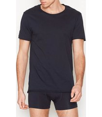 bread & boxers crew neck relaxed t-shirt t-shirts & linnen navy