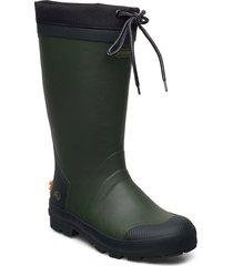 slagbjorn vinter regnstövlar skor grön viking