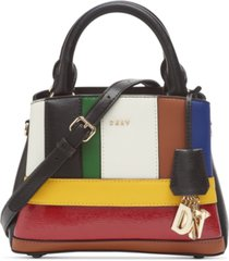 dkny paige small satchel, created for macy's