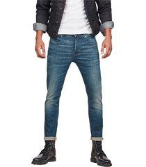 g-star 51001 9118 - 3301 slim jeans men denim medium blue