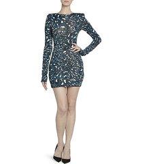 leo stretch satin ruched mini dress