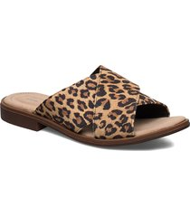 declan ivy shoes summer shoes flat sandals brun clarks