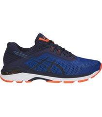zapatillas para hombre asics  gt-2000 6 t805n-4549 - azul