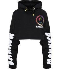 barrow crop hoodie