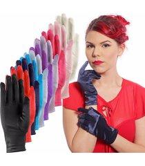 satin dress gloves - party, evening, prom, wedding or dress up - hey viv !