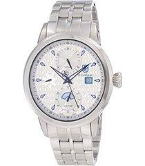 reloj plateado s.coifman