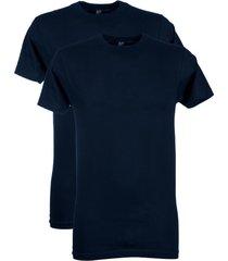 alan red t-shirt virginia navy 2-pack