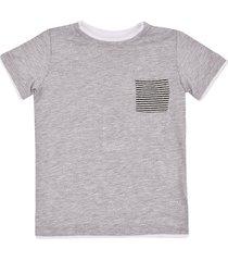 paolo pecora chest pocket short sleeve t-shirt