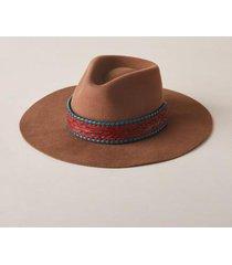 sundance catalog women's dakota jane hat in brown