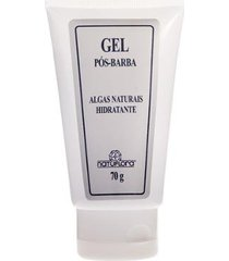 gel pós barba algas natuflora - gel de barbear 70g