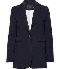 slribea blazer ls blazer blå soaked in luxury