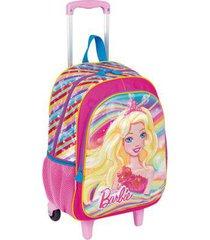 mochila barbie infantil