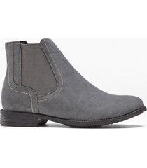 scarponcini chelsea (grigio) - john baner jeanswear
