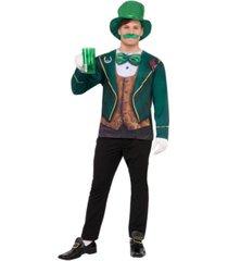 buyseason men's instantly irish t-shirt costume