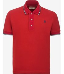 classic polo shirt red 52