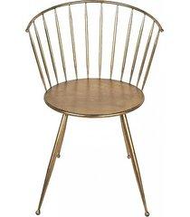 krzesło metalowe malaya
