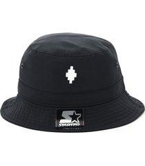 marcelo burlon starter cross bucket hat