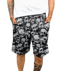 bermuda chess clothing skulls